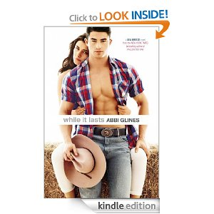 WHILE IT LASTS (Sea Breeze #3) by Abbi Glines
